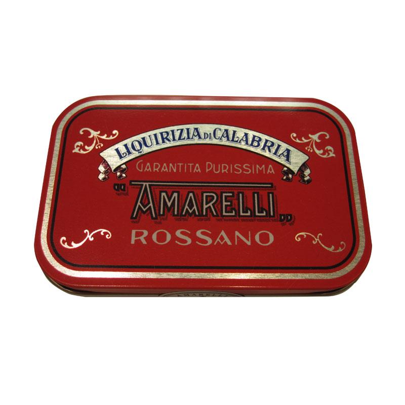 Boîte de réglisse Amarelli à l'anis