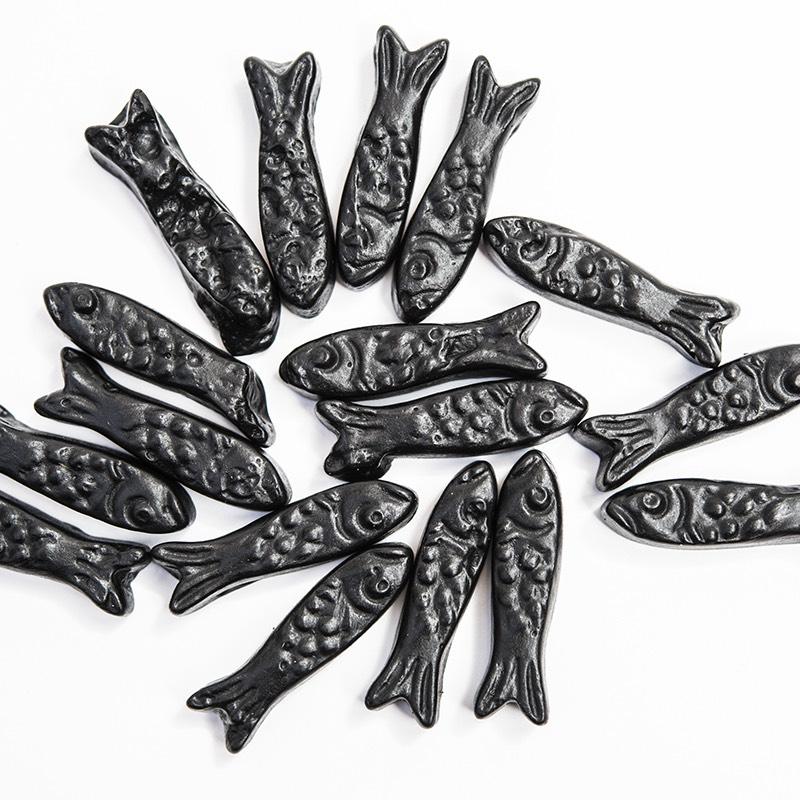 réglisse amarelli anis poisson gomme enfance tradition artisanal