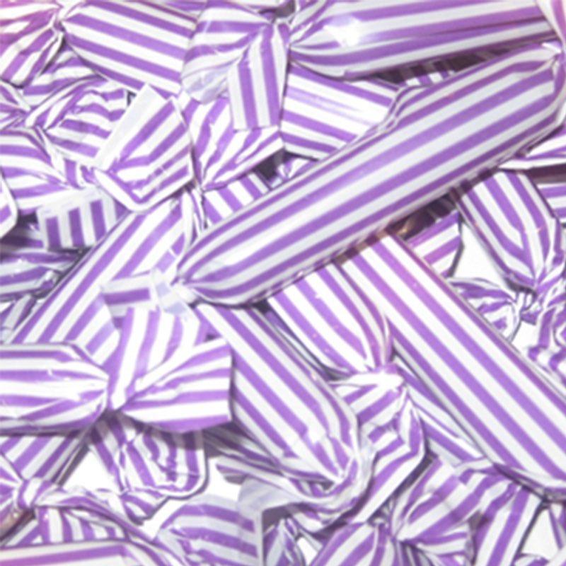 bonbon violette floral enfance tradition