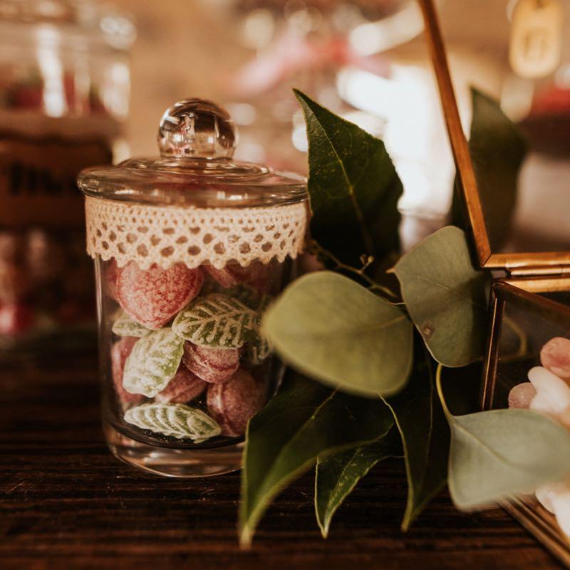Les bonbons à la fleur de sureau : confiserie authentique