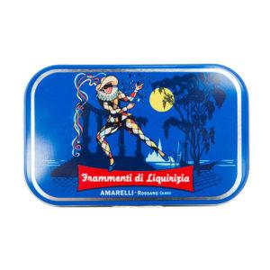 Boîte de réglisse Amarelli arlequin