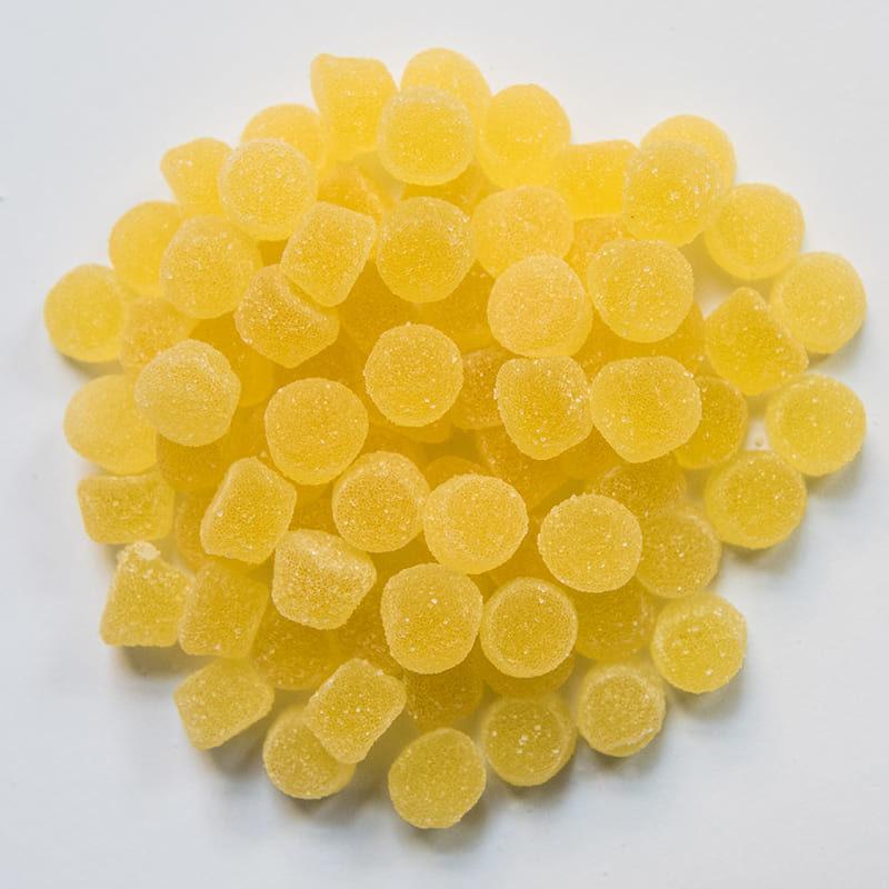Méli-Melo de citron jaune.