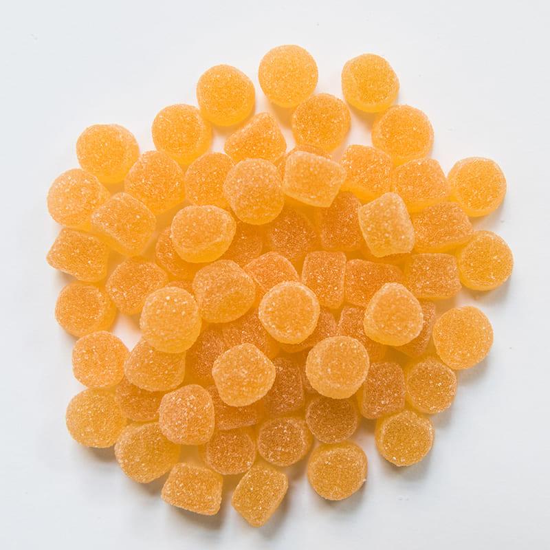 Méli-Melo à l'orange.