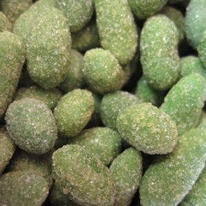 Perles de citron vert.