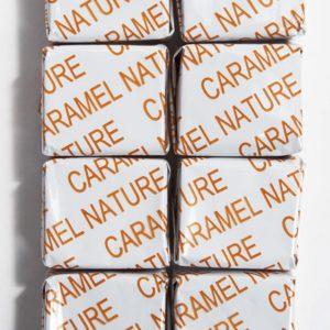 Caramels natures.