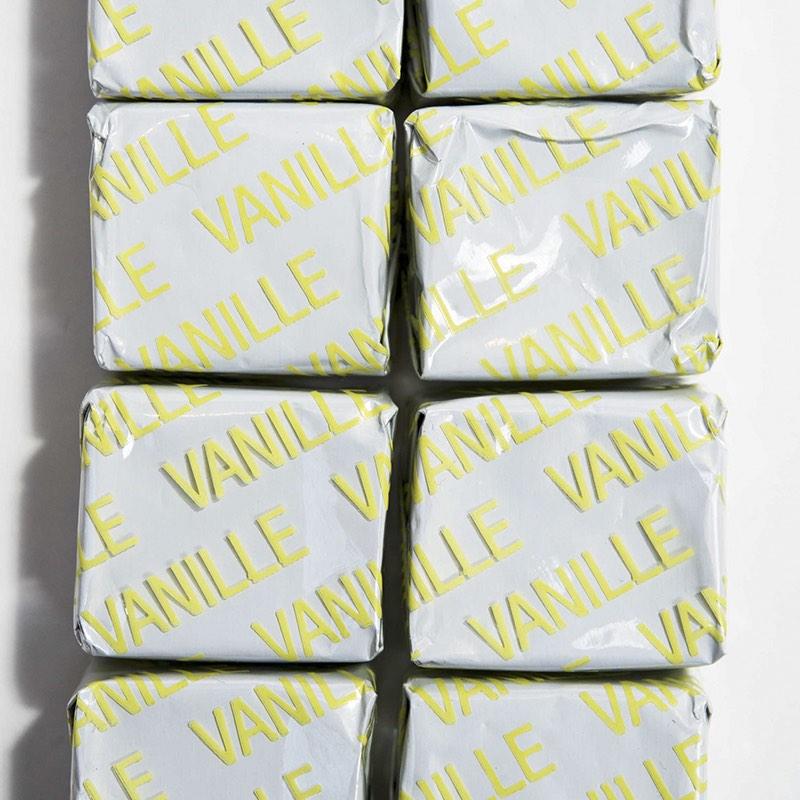 caramel à la vanille qualité savoir faire français enfance