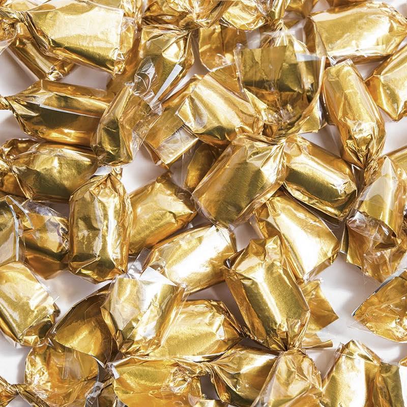 bonbons pâtissier feuilletés noisettes croustillants dorés