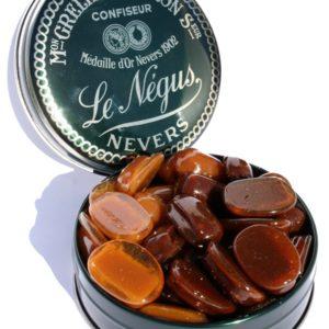 vrac caramel négus de nevers specialité historique savoir faire excellence