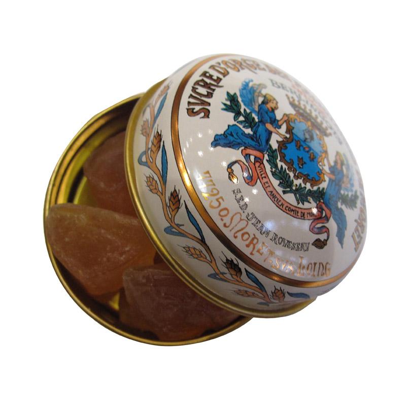 sucre d'orge des religieuses de moret tradition raffinée français