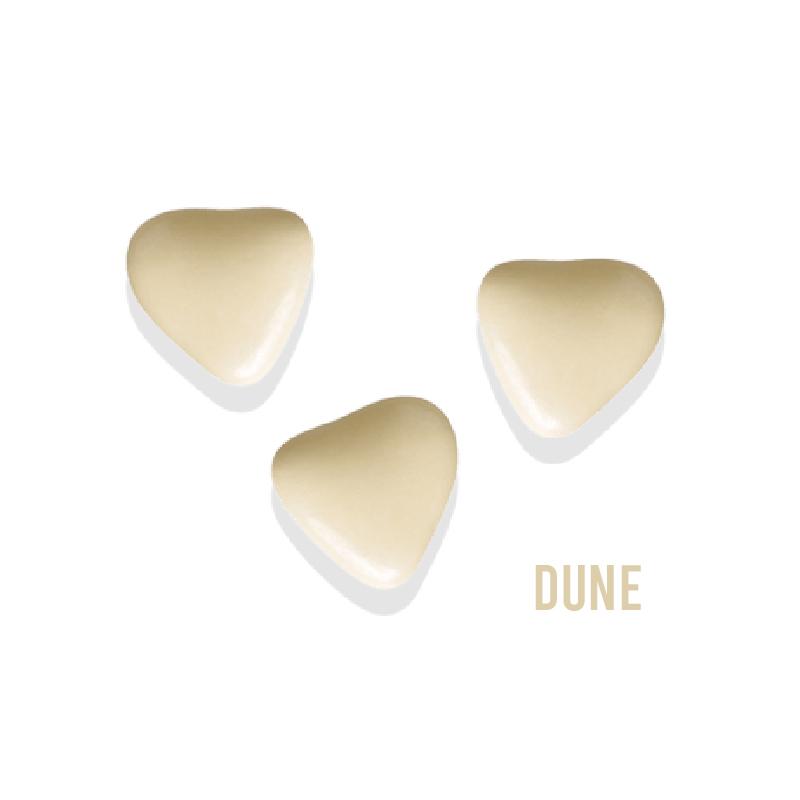dragée dune chocolat au lait mariage coeur cadeau