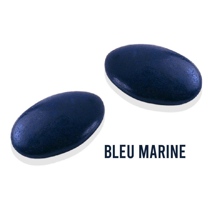 dragée bleu marine français cadeau mariage