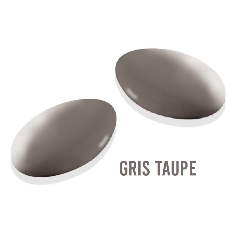 dragée gris taupe élégance français