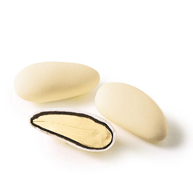 Dragées torréfiés brioche beiges Colomba aux amandes