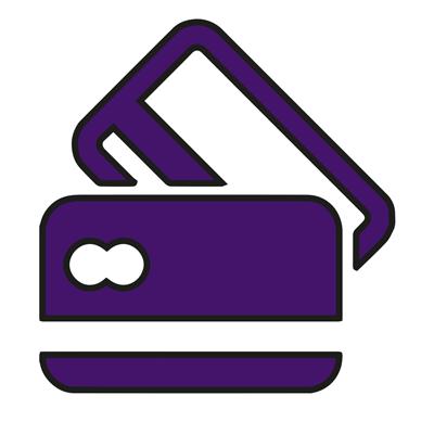 Icône de cartes bancaires