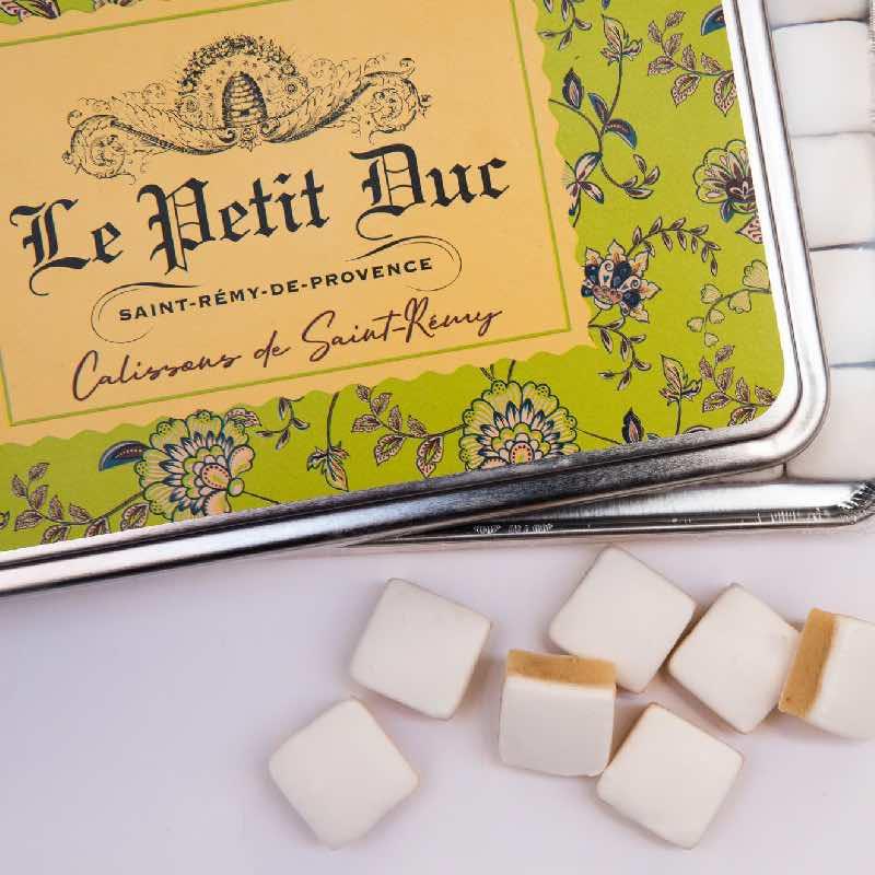 calissons provence saint rémy français confiserie amande