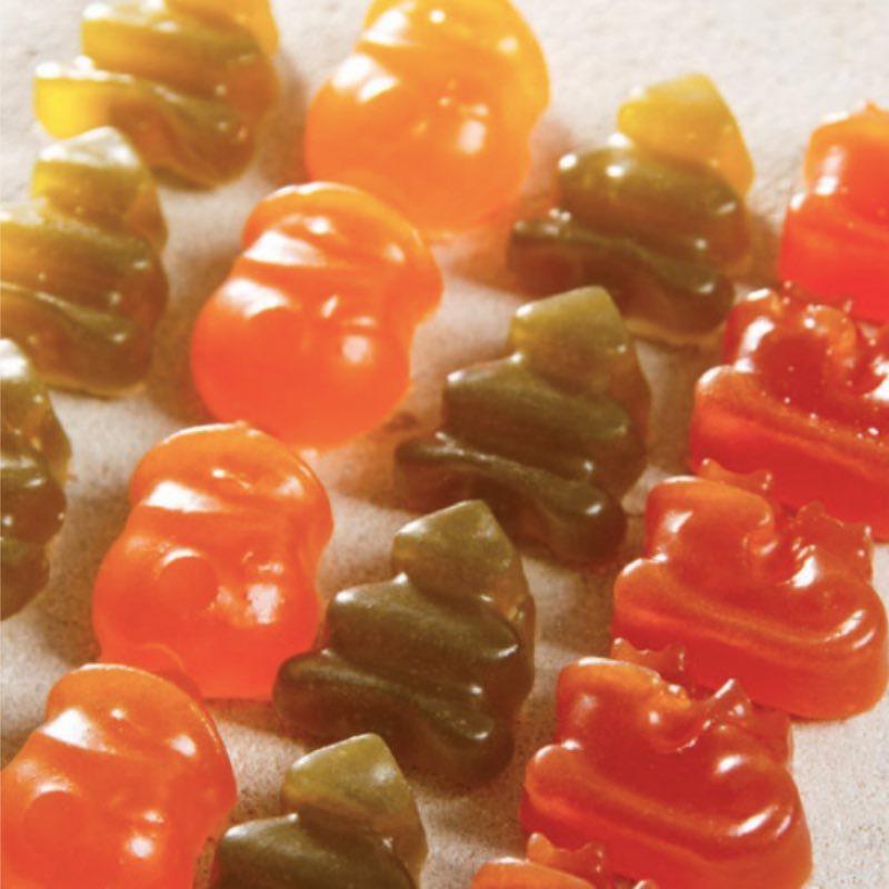 Pâtes de fruit Cruzilles, coffret de Noël