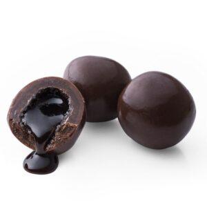 Dragées en chocolat au café express de la maison Mucci