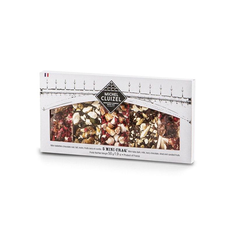 Tablette de Chocolat Cluizel gourmandise d'excellence