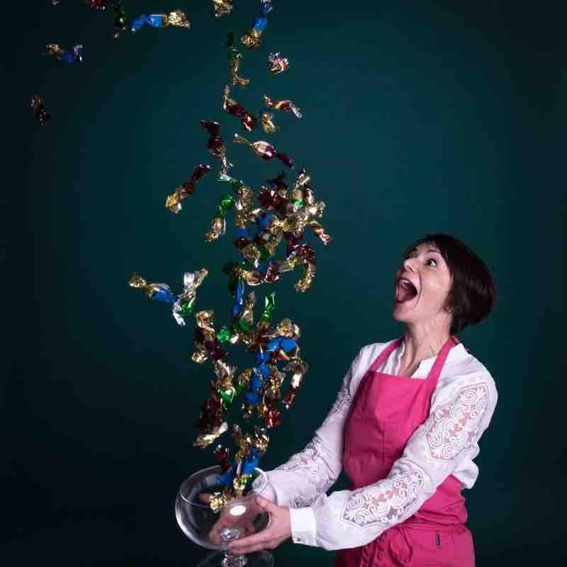 Papillotes de Noel au chocolat.