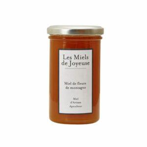 Miel de Joyeuse - Fleurs de montagne. Miel authentique français.