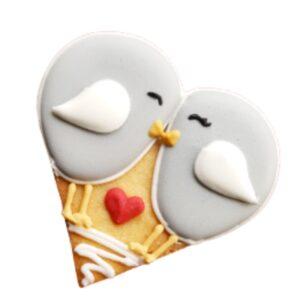 Biscuits Saint-Valentin. Biscuits fabuloos biscuits