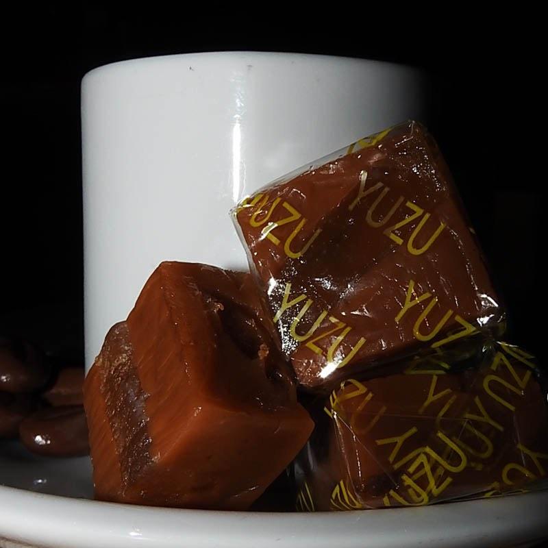 Caramel au yuzu